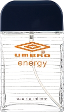 Düfte, Parfümerie und Kosmetik Umbro Energy - Eau de Toilette (Tester mit Deckel)