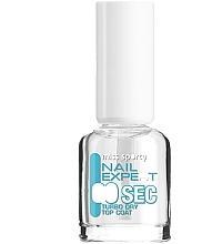 Düfte, Parfümerie und Kosmetik Schnelltrocknender Nagelüberlack - Miss Sporty Nail Expert Turbo Dry Top Coat
