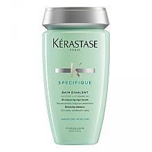 Düfte, Parfümerie und Kosmetik Silikonfreie Shampoo für fettige Kopfhaut - Kerastase Specifique Bain Divalent
