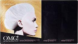 Düfte, Parfümerie und Kosmetik 3in1 Haarbehandlung - Double Dare OMG! 3in1 Kit Hair Repair System
