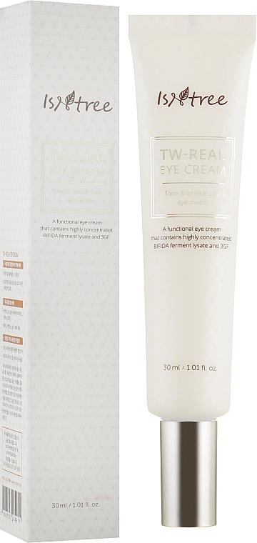 Augencreme gegen Falten - IsNtree TW-Real Eye Cream