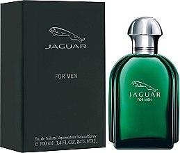 Düfte, Parfümerie und Kosmetik Jaguar Green - Eau de Toilette