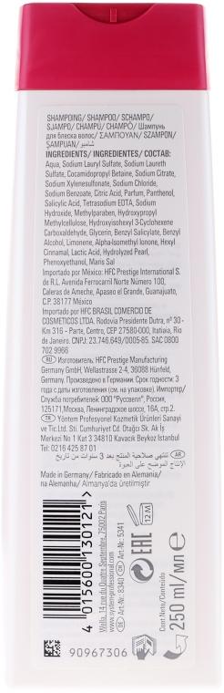 Glanz bringendes Shampoo - Wella SP Shine Define Shampoo — Bild N2