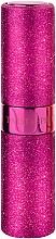 Düfte, Parfümerie und Kosmetik Parfumzerstäuber pink - Travalo Twist & Spritz Hot Pink Glitter