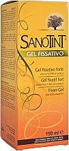 Düfte, Parfümerie und Kosmetik Fixier-Haargel Starker Halt - Sanotint Strong Fixing Gel