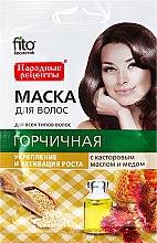 Düfte, Parfümerie und Kosmetik Senf-Maske für alle Haartypen - Fito Kosmetik