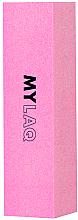 Düfte, Parfümerie und Kosmetik Polierblock Körnung 240 rosa - MylaQ