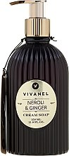 Düfte, Parfümerie und Kosmetik Vivian Gray Vivanel Neroli & Ginger - Cremige Flüssigseife mit Neroli und Ingwer