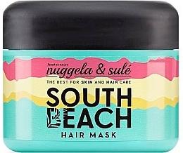 Düfte, Parfümerie und Kosmetik Maske für geschädigtes Haar mit Tucuma-Butter - Nuggela & Sule South Beach