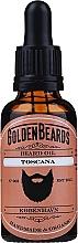 Düfte, Parfümerie und Kosmetik Bartöl Toscana - Golden Beards Beard Oil