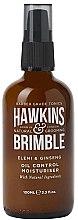 Düfte, Parfümerie und Kosmetik Gesichtslotion für fettige Haut mit Haferflockenextrakt - Hawkins & Brimble Oil Control Mousturiser