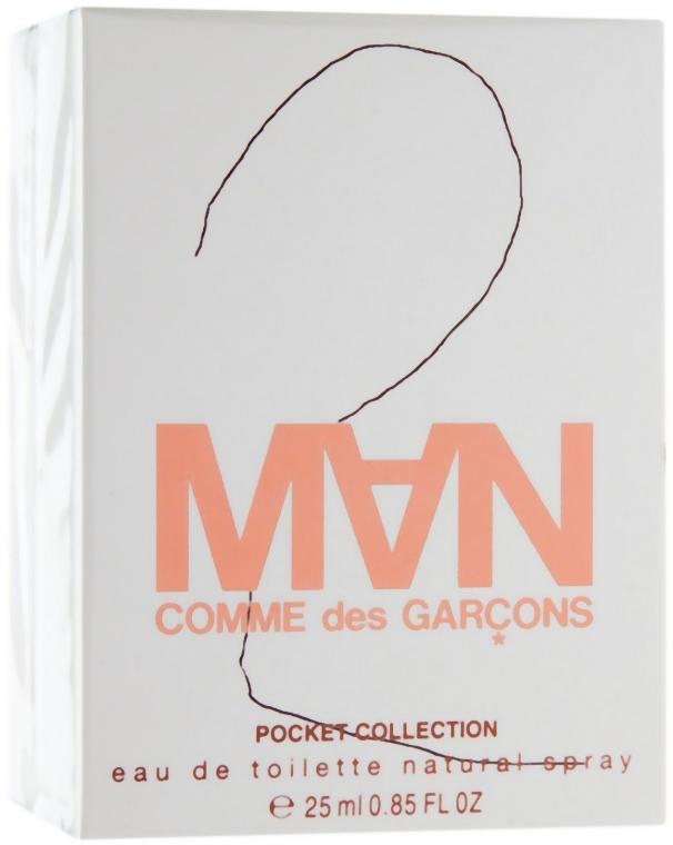 Comme des Garcons 2 Man Pocket Collection - Eau de Toilette — Bild N1