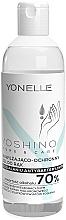 Düfte, Parfümerie und Kosmetik Feuchtigkeitsspendendes und antibakterielles Handgel - Yonelle Yoshino Pure & Care