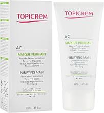 Düfte, Parfümerie und Kosmetik Gesichtsreinigungsmaske mit Meeresalgenextrakt für fettige und Mischhaut - Topicrem AC Purifying Mask