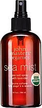 Düfte, Parfümerie und Kosmetik Haarstylingspray mit Lavendelöl für perfekten Beach-Look - John Masters Organics Sea Mist Sea Salt Spray With Lavender
