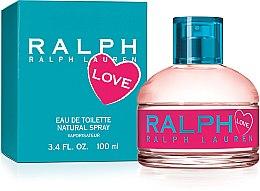 Düfte, Parfümerie und Kosmetik Ralph Lauren Love - Eau de Toilette