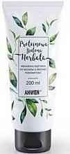 """Düfte, Parfümerie und Kosmetik Haarspülung für mittlere Porosität """"Grüner Tee"""" - Anwen Protein Vegan Conditioner for Hair with Medium Porosity Green Tea"""