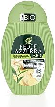 Düfte, Parfümerie und Kosmetik Duschgel mit grünem Tee und Ingwer - Felce Azzurra BIO Creen Tea&Ginger Shower Gel
