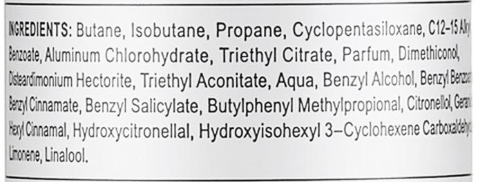 Deospray Clear Aqua - Rexona Deodorant Spray — Bild N3