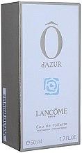 Düfte, Parfümerie und Kosmetik Lancome O d`Azur - Eau de Toilette