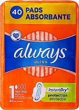 Düfte, Parfümerie und Kosmetik Damenbinden mit Flügeln 40 St. - Always Ultra Normal Plus
