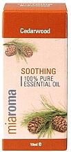 Düfte, Parfümerie und Kosmetik 100% Reines ätherisches Öl Zedernholz - Holland & Barrett Miaroma Cedarwood Pure Essential Oil