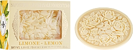 Düfte, Parfümerie und Kosmetik Naturseife mit Zitronenduft - Saponificio Artigianale Fiorentino Botticelli Lemon Soap