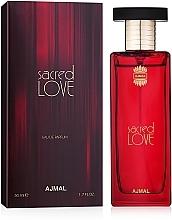 Ajmal Sacred Love - Eau de Parfum — Bild N2
