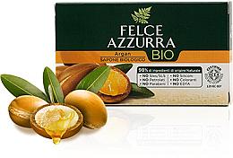 Düfte, Parfümerie und Kosmetik Bio Seife mit Arganöl - Felce Azzurra Bio Soap