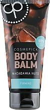 Düfte, Parfümerie und Kosmetik Straffende Körperlotion mit Macadamianussöl - Cosmepick Body Balm Macadamia Nuts