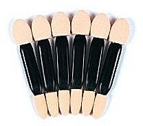 Düfte, Parfümerie und Kosmetik Lidschatten-Applikatoren 6 St. 35159 - Top Choice
