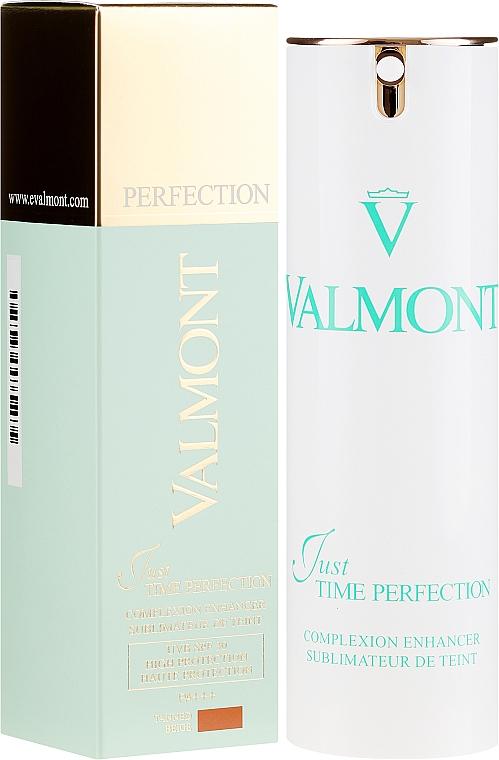 Anti-Aging Gesichtscreme für perfekten Teint - Valmont Just Time Perfection — Bild N1