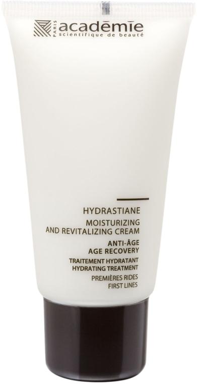 Feuchtigkeitsspendende und regenerierende Gesichtscreme - Academie Age Recovery Hydrastiane Moisturizing & Revitalizing Cream