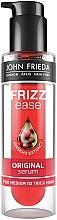 Düfte, Parfümerie und Kosmetik Haarserum mit Anti-Frizz-Wirkung und Hitzeschutz - John Frieda Frizz Ease Original 6 Effects Serum
