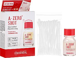 Düfte, Parfümerie und Kosmetik Zweiphasiges Gesichtsserum - Mediheal A-Zero Shot Skin Control Pink Dressing Serum