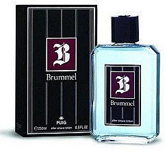 Düfte, Parfümerie und Kosmetik Antonio Puig Brummel - After Shave Lotion
