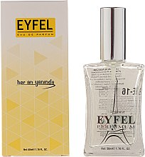 Düfte, Parfümerie und Kosmetik Eyfel Perfume E-16 - Eau de Parfum