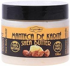 Düfte, Parfümerie und Kosmetik 100% Gesichts, Körper- und Haarbutter mit Shea - Arganour Shea Butter Face, Body & Hair
