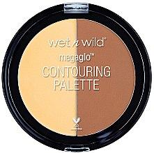 Düfte, Parfümerie und Kosmetik Konturpalette - Wet N Wild MegaGlo Contouring Palette