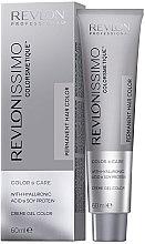 Düfte, Parfümerie und Kosmetik Creme-Gel-Haarfarbe mit mit Hyaluronsäure und Sojaprotein - Revlon Professional Revlonissimo Color & Care Technology XL150