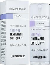 Düfte, Parfümerie und Kosmetik Glättende und regenerierende Anti-Aging Behandlung für die Augenpartie - La Biosthetique Dermosthetique Traitement Contour Anti-age