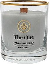 Düfte, Parfümerie und Kosmetik Duftkerze The One - Artman Organic Candle The One Arrivals Collection