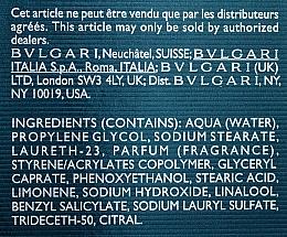 Bvlgari Aqva Pour Homme - Deostick — Bild N3