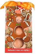 Düfte, Parfümerie und Kosmetik Badekugeln für Kinder mit Lebkuchen Aroma - Chlapu Chlap