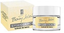 Düfte, Parfümerie und Kosmetik Glättendes Hydrogel für das Gesicht - Bialy Jelen Hydrogel