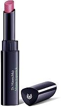 Düfte, Parfümerie und Kosmetik Intensiv feuchtigkeitsspendender Lippenstift - Dr.Hauschka Sheer Lipstick