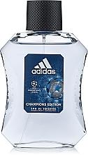 Düfte, Parfümerie und Kosmetik Adidas UEFA Champions League Champions Edition - Eau de Toilette