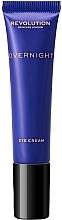 Düfte, Parfümerie und Kosmetik Verjüngende Nachtcreme für die Augenpartie  - Revolution Skincare Overnight Rejuvenating Eye Cream