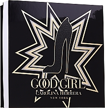 Düfte, Parfümerie und Kosmetik Carolina Herrera Good Girl - Duftset (Eau de Parfum 80ml + Körperlotion 100ml)