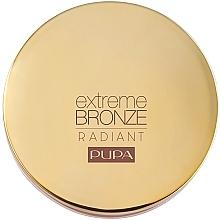Düfte, Parfümerie und Kosmetik Bronzepuder für einen strahlenden Teint - Pupa Extreme Bronze Radiant Powder